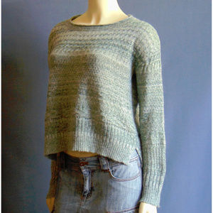 Anthro Sparrow Boxy Slouchy Sweater M